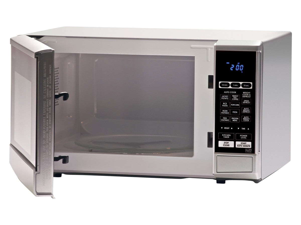 20 Litre Microwave with Touch Control