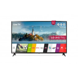 "43"" 4K Ultra-HD HDR Smart LED TV with Freeview HD"