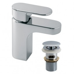 Life Mono Mixer Tap in Chrome