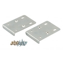 Hinge Repair Plates - Set of 2 - Choice of Finishes