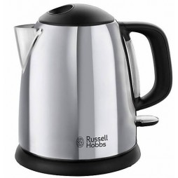 1 Litre Polished Compact Kettle