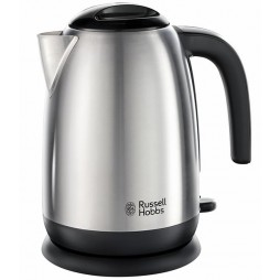 1.7 Litre Polished Stainless Steel Kettle