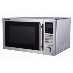 Combination Microwave - 25 Litres - Stainless Steel