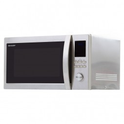 Combination Microwave - 42 Litres - Stainless Steel