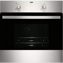 Integrated 60cm Oven with Variable Grill - Stainless Steel