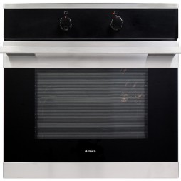 Built-in Fan Oven - 10 Cooking Functions - Stainless Steel