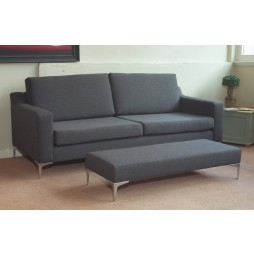 Priestley Faux Leather Range - Armchair, 2 & 3 Seat Sofas