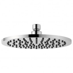 Rainshower Round Showerhead - Chrome Finish