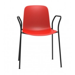 Stylish Multi-Purpose Chair with Arms - Choice of 10 Colours
