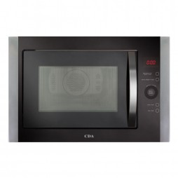 Built-in Microwave Oven, Grill & Convection Oven - Stainless Steel