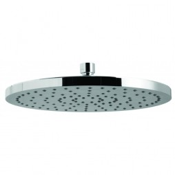 Saturn Round Showerhead - Chrome Finish
