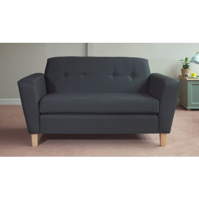 Calvert 2-Seat Sofa - Faux Leather