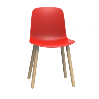 Dining Chair - Wooden Legs